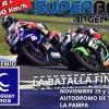 El Superbike Argentino cierra temporada en La Pampa