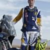Pela Renet a un año del accidente en el Atacama que lo bajó de la moto